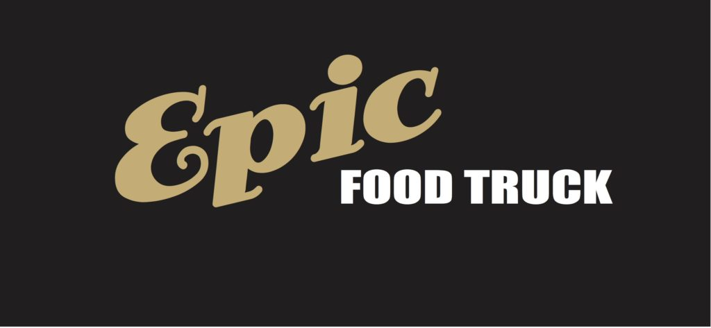 Epic Food Truck Logo